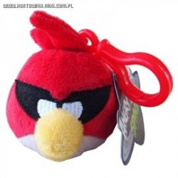 Angry Birds Space  Plusz brelok Super Red