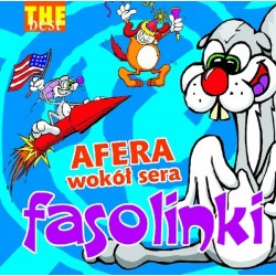 The Best Afera wokół sera. Fasolinki CD